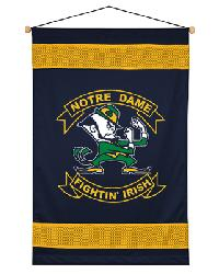 Notre Dame Fighting Irish Wall Hanging by