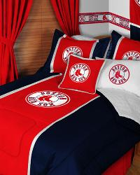 Boston Red Sox MLB Bedding