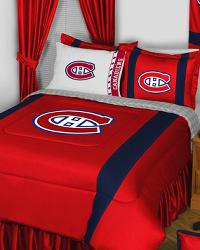 Montreal Canadiens NHL Bedding