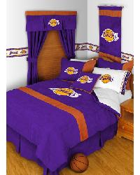 NBA Hoops Basketball Comforter Set Twin-Single Size Bedding
