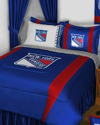 New York Rangers NHL Bedding