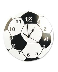 Wall Clock Soccer  by