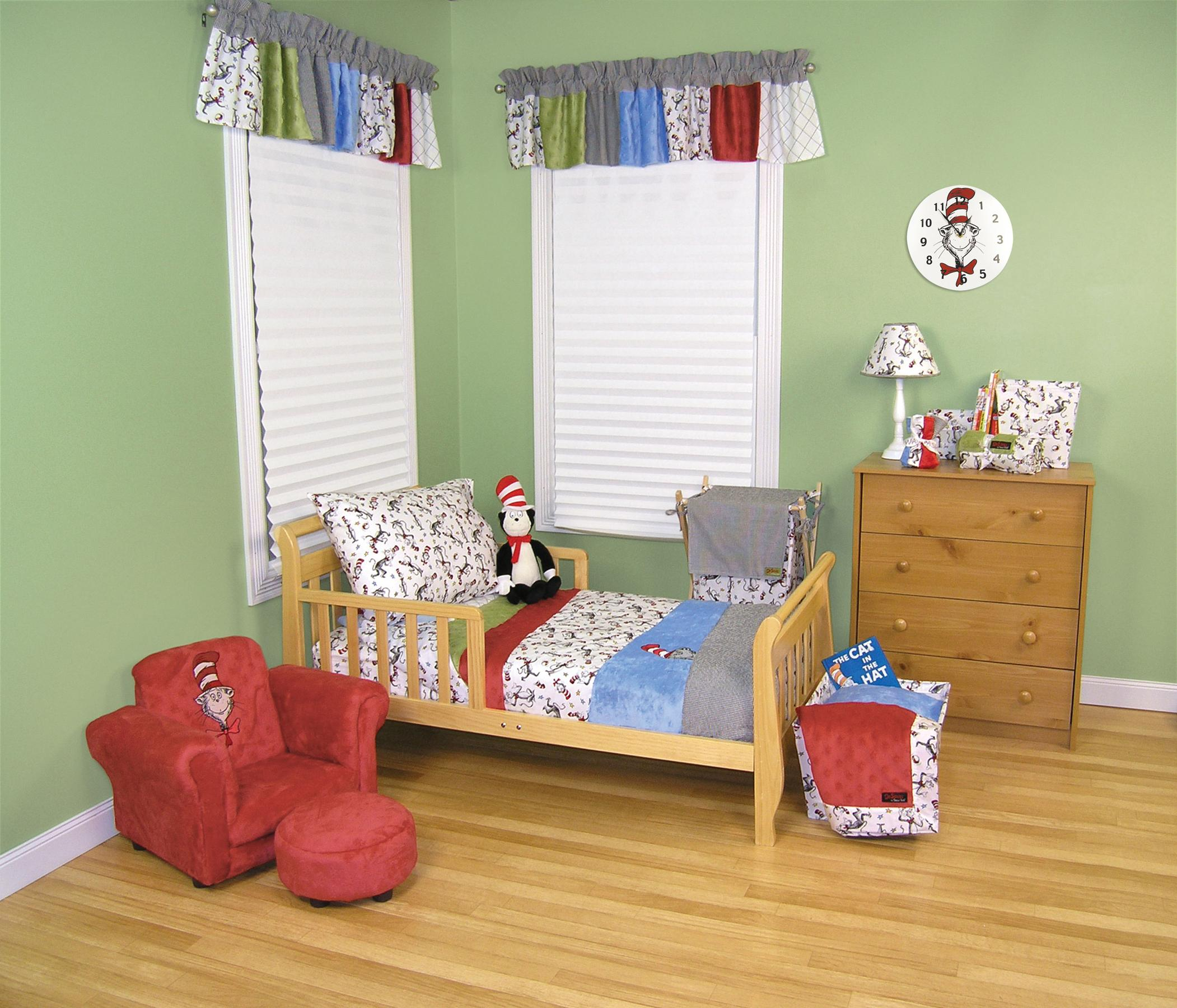 trend lab dr seuss cat in the hat toddler bedding set search results