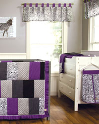 Grape Expectations Bedding