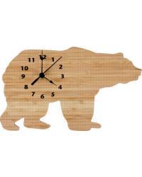 Northwoods Clock by