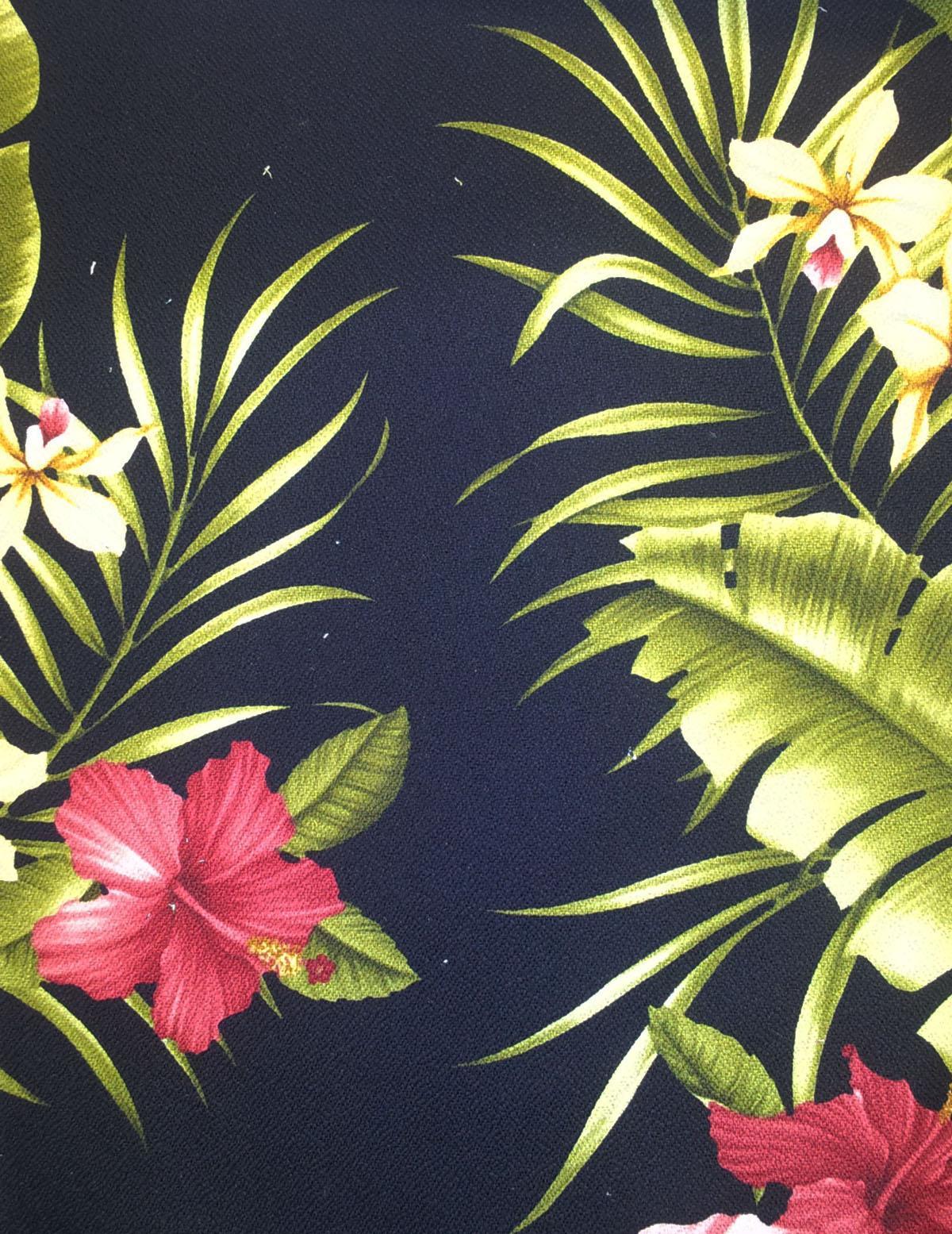 Big Kahuna Fabrics Hamakua Ebony Interiordecorating Com