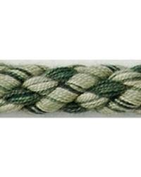 Green Brimar Trim Brimar Multi Color Lipcord Spearmint Mixed