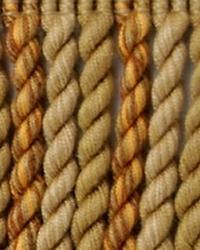 Orange Brimar Trim Brimar 3in Bullion Fringe Harvest Mixed