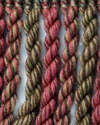 Pink Brimar Trim Brimar 3in Bullion Fringe Punch Mixed