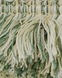 Green Brimar Trim Brimar Brush Fringe Key Lime Mixed