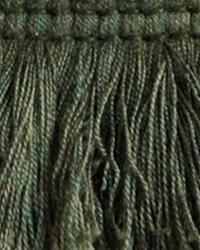Green Brimar Trim Brimar Brush Fringe Seagrape