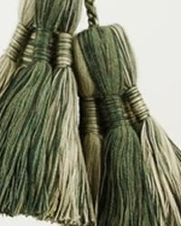 Chairtie with Tassel Spearmint Mixed by  Brimar