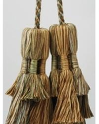 Double Tassel Tieback Evergreen Mixed by