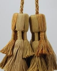 Double Tassel Tieback Harvest Mixed by  Brimar