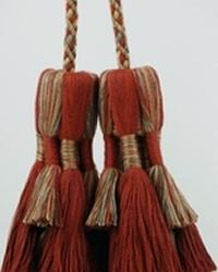 Double Tassel Tieback Picante Mixed by