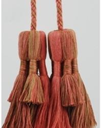 Double Tassel Tieback Punch Mixed by