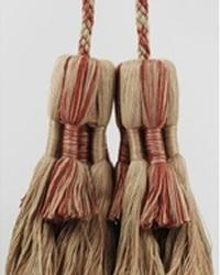 Double Tassel Tieback Strawberry Mixed by  Brimar