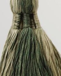 Green Brimar Trim Brimar Key Tassel Spearmint Mixed