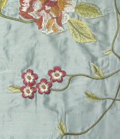 Catania Silks Symphony Rhenish Fabric