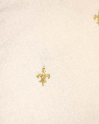 Beige Fleur de Lis Fabric  Fleur De Lis 1804