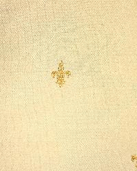 Beige Fleur de Lis Fabric  Fleur De Lis 1843