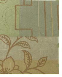 Multi Medium Print Floral Fabric  Darshon TXD Vanilla