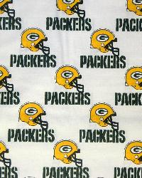 Green Bay Packers White by