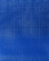 Foust Textiles Inc 128 Rip Stop Electric Blue Fabric