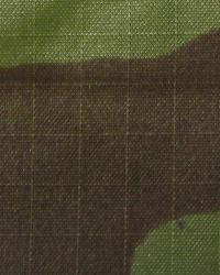 Green Camo Fabric  128 Rip Stop Green Camouflage