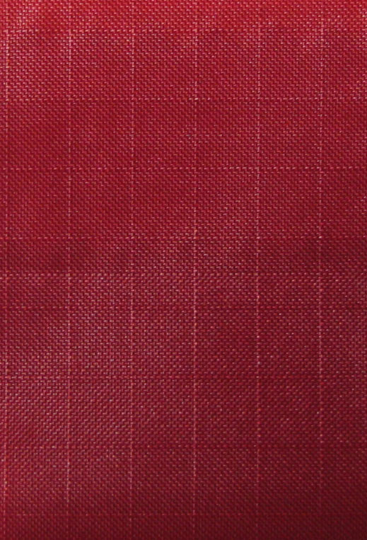 Foust Textiles Inc 128 Rip Stop Red Fabric