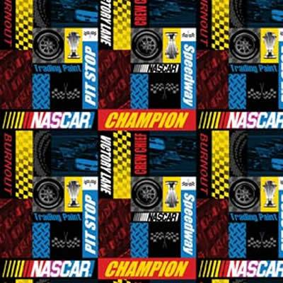 Auto Racing Fabric on Nascar Fabric   Auto Racing Fabric