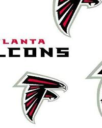 Atlanta Falcons Cotton Print by