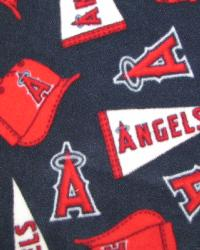 Anaheim Angels Fleece by