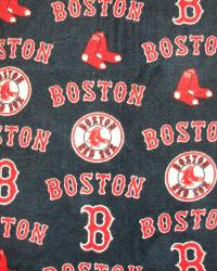 MLB Baseball Fleece Fabric