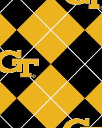Georgia Tech Argyle Fleece by