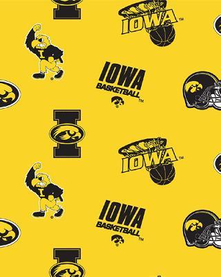 Iowa Hawkeyes Fleece by