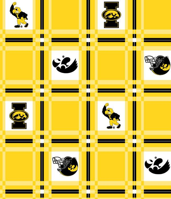 Foust Textiles Inc Fabrics Iowa Hawkeyes Vinyl Tablecloth Search Results
