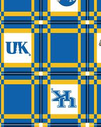Kentucky Wildcats Vinyl Tablecloth by