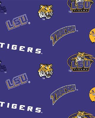 Louisiana State Tigers Fleece by