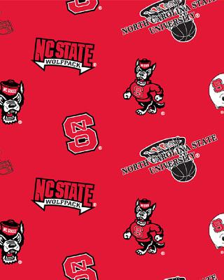 North Carolina State Wolfpack Fleece by