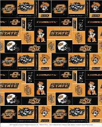 Oklahoma State Cowboys Block Fleece by