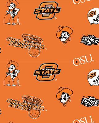 Oklahoma State Cowboys Fleece by