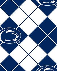 Penn State Lions Argyle Fleece by