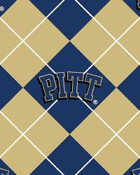 Pittsburgh Panthers Argyle Fleece by