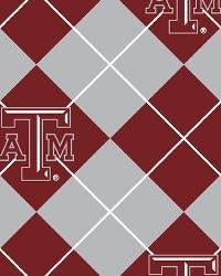 Texas AM Aggies Argyle Fleece by