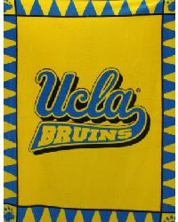 Beige Fleece Panels Fabric  UCLA Bruins Fleece Panel