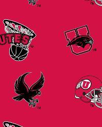 Utah Utes Fleece by