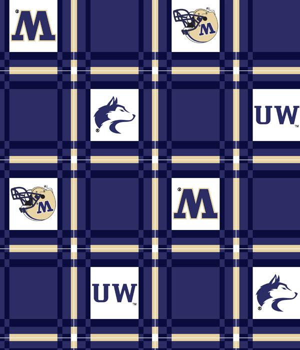 Foust Textiles Inc Fabrics Washington Huskies Vinyl Tablecloth Search  Results