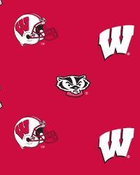 Wisconsin Badgers Fleece by