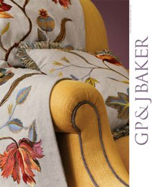 GP and J Baker Fabric